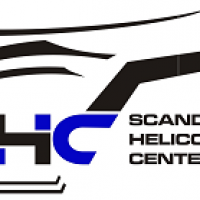 Scandinavian Helicopter Center logo