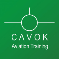 CAVOK Aviation Training logo
