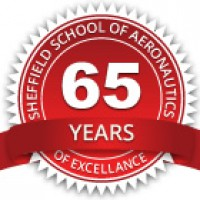Sheffield School of Aeronautics logo