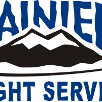 Rainier Flight Service logo