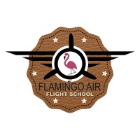 Flamingo Air Academy logo