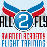 All2fly Aviation Academy logo
