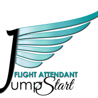 Flight Attendant JumpStart logo