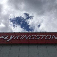 Fly Kingston Airways logo