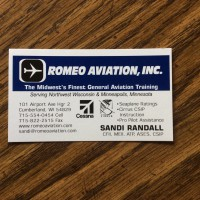 Romeo Aviation, Inc. logo