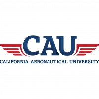 California Aeronautical University logo