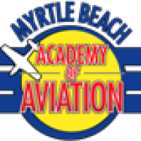 Myrtle Beach Academy of Aviation logo