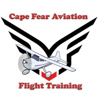 Cape Fear Aviation Flight Training logo