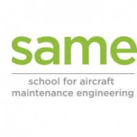 School for Aircraft Maintenance Engineering (SAME) logo