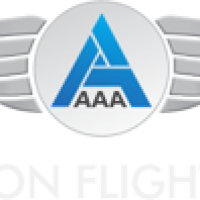 AAA Aviation Flight Academy logo