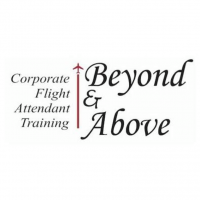 Beyond & Above Corporate Flight Attendant Training logo