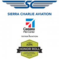 Sierra Charlie Aviation  logo