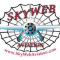 SkyWeb Aviation logo