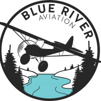 Blue River Aviation logo