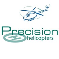 Precision Helicopters logo