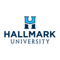 Hallmark University College of Aeronautics logo